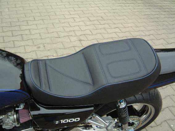 motorradsitzbank beziehen sitzbank abpolstern motorrad. Black Bedroom Furniture Sets. Home Design Ideas